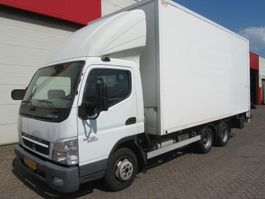 be trekker bedrijfswagen Mitsubishi CANTER 3C15 BE-COMBINATIE 2011