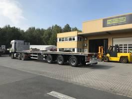 platte oplegger Faymonville MaxTrailer 3-Achs-Doppeltele-Plateau 2019