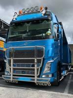 Overig vrachtwagen onderdeel Volvo FH4 bulbar Polished Stainless Steel