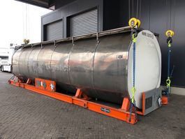 tankcontainer Van Hool 30100 Liter, 30 FT Isolated Tank  Container, 4 Bar, 150c 1990