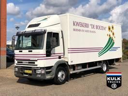 bakwagen vrachtwagen > 7.5 t Iveco ML120 E 150 / EURO CARGO  / TIP TOP NEW 6 CILINDER!!! 1998
