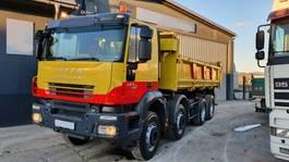kipper vrachtwagen > 7.5 t Iveco EuroTrakker AD410T45 8x4 Klima 2007