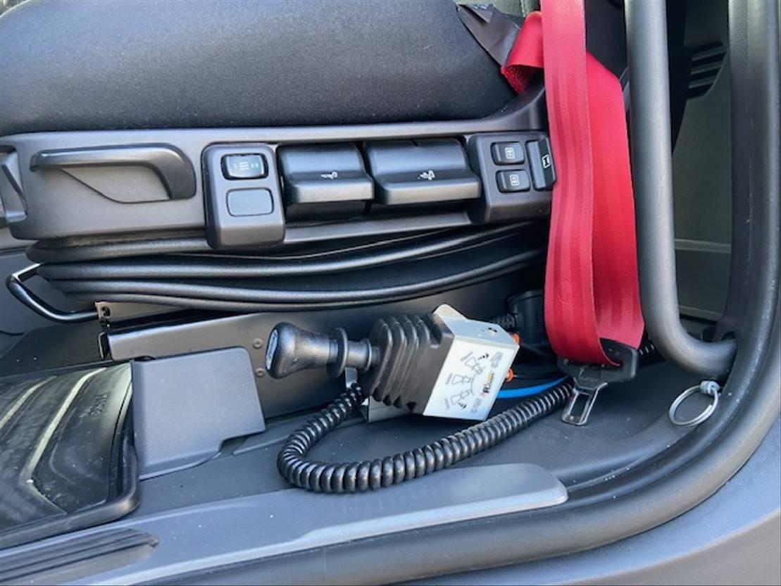standaard trekker Scania S450 H standklima , hydr unit 2018