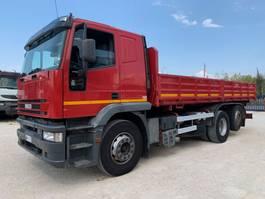 kipper vrachtwagen > 7.5 t Iveco Eurotech 240E42 1998