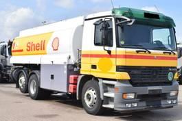 tankwagen vrachtwagen Mercedes-Benz Actros 2540 6x2 Tankwagen 20500L Diesel/Heizöl 2003