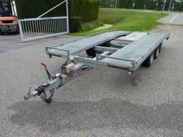 autotransporter aanhangwagen Witteveen R2430 8 wielen 420 lang 2001