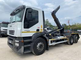kipper vrachtwagen > 7.5 t Iveco Stralis 260S42 BOB IT26/6m 2007