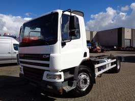 chassis cabine vrachtwagen DAF CF 75.250 + Manual + Blad-Blad !!!!!!! 2002