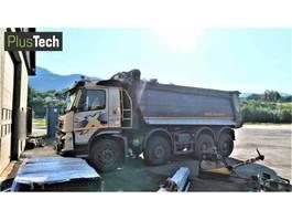 kipper vrachtwagen > 7.5 t Volvo FMX 460 2012