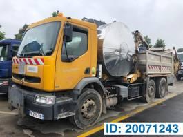 kipper vrachtwagen > 7.5 t Renault Premium 340 Asphalt Distributor Bitumen Sprayer 2001