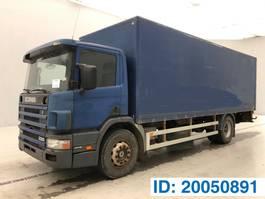 bakwagen vrachtwagen > 7.5 t Scania 94D220 2000