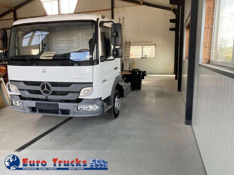 Mercedes-Benz - 818L/New Euro4 2