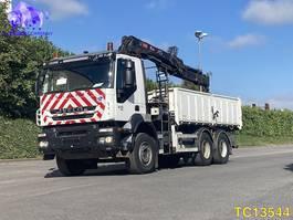 kipper vrachtwagen > 7.5 t Iveco Trakker 380 T41 Euro 5 2012