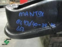 Chassisdeel vrachtwagen onderdeel MAN 81.43640-3247 Links voor steun