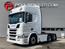 standaard trekker Scania R650 6x2 2950mm Hydraulic 2019