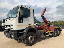 kipper vrachtwagen > 7.5 t Iveco Eurotech 260E31 2002