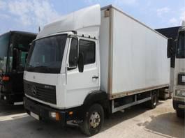 bakwagen vrachtwagen > 7.5 t 814 Ecopower 1997