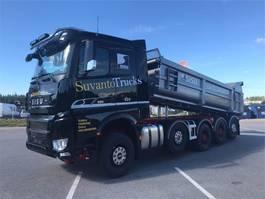 kipper vrachtwagen > 7.5 t Sisu Polar Rock 10x4 2020