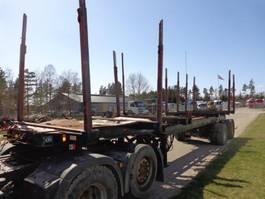 overige vrachtwagen aanhangers Faymonville 11,5 +  5,0 mtr udtræk + styrbar bagaksel 1991