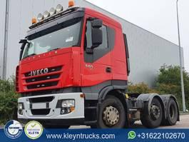 standaard trekker Iveco AS440S56 STRALIS 6x2 595 tkm 2007