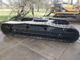 chassis equipment onderdeel Caterpillar 320F