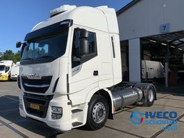 standaard trekker Iveco Stralis AS440S40T/P NP LNG 2018 Intarder Mautvrij Duitsland tot eind 2023! 2018