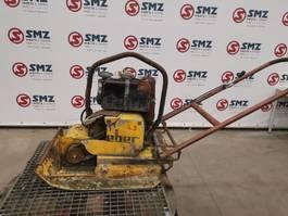 overige bouwmachine Hatz Occ trilplaat Hatz
