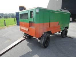 compressor Ingersoll Rand XP 900 WCAT 1997