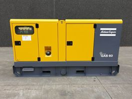 generator Atlas Copco QAS 60 2009