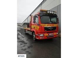 takelwagen-bergingswagen-vrachtwagen MAN TGM 15.290 tow truck 2012