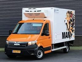 gesloten bestelwagen MAN TGE 3.180 automaat Koelwagen 2020