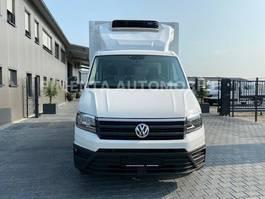 koelwagen bakwagen Volkswagen Crafter 50 KÜHLER -20°+20CARRIER/Standk/LBW/8Pal 2020