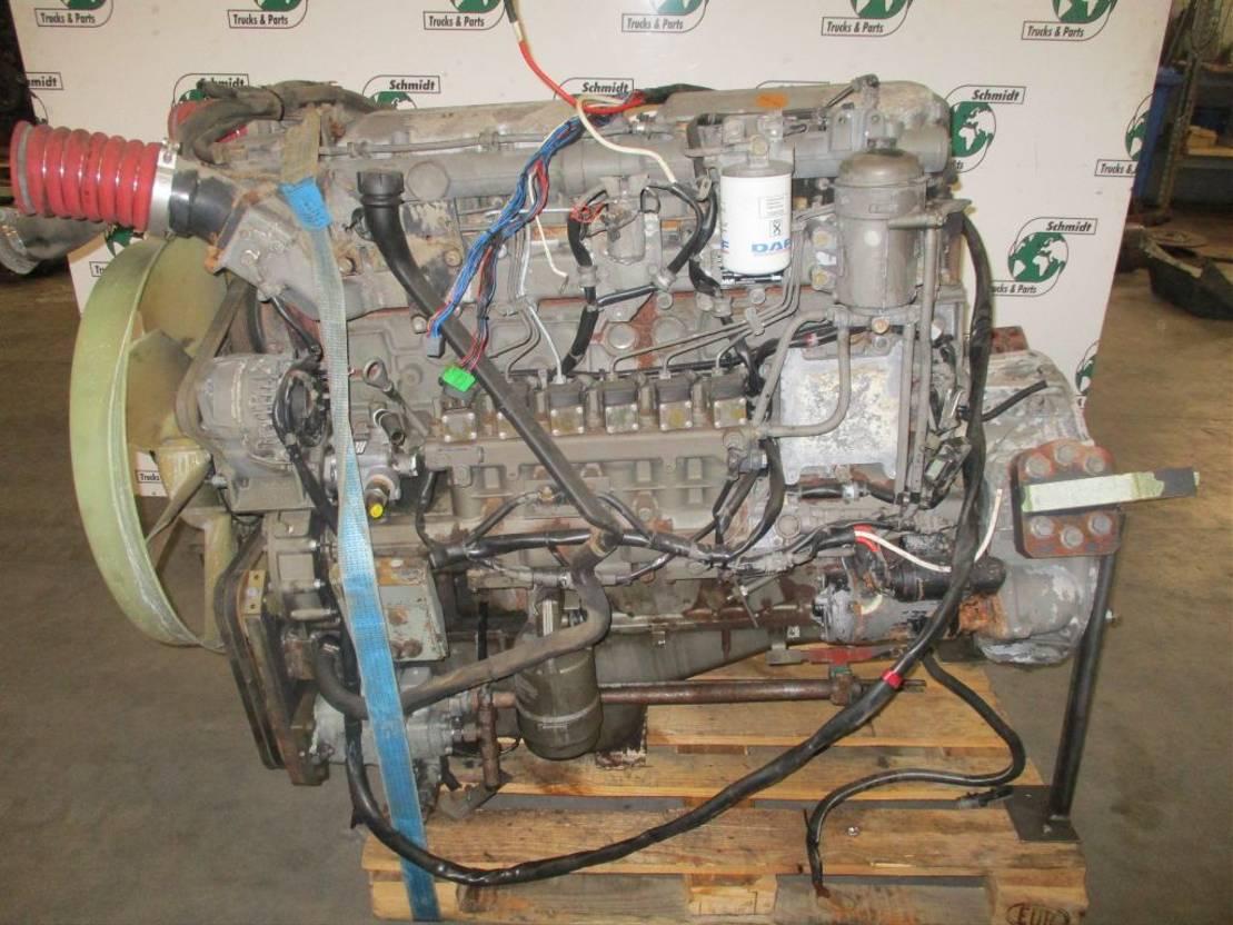 Motor vrachtwagen onderdeel DAF XE 280 C1 euro 3 XF 380
