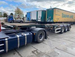 container chassis oplegger EKW RCO-43T3A - 3 AS - MULTI CHASSIS 2005