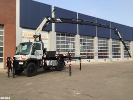 kraanwagen Unimog U500 L Palfinger 34 ton/meter laadkraan + FLY-JIB 2014
