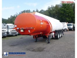 tankoplegger Cobo Fuel tank alu 40.6 m3 / 6 comp 2003
