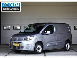 gesloten bestelwagen Peugeot Partner 1.6 BlueHDI Asphalt 2019