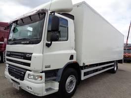 bakwagen vrachtwagen > 7.5 t DAF CF 65.250 + Manual + Lift 2008