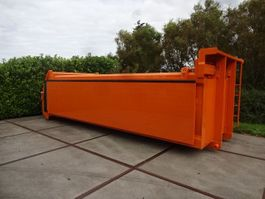 overige containers Geïsoleerde Container 2020