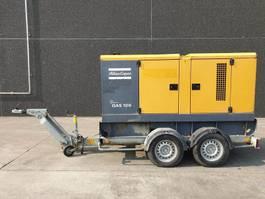 generator Atlas Copco QAS 100 2010
