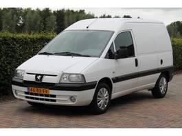 gesloten bestelwagen Peugeot EXPERT 2.0 HDI 2006