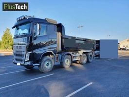 kipper vrachtwagen > 7.5 t Volvo FH540 2018
