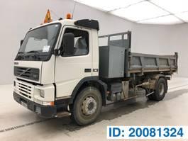 kipper vrachtwagen > 7.5 t Volvo FM7.290 - 4x2 2001