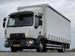 schuifzeil vrachtwagen Renault RENAULT MITLUM 12.220.  EURO6. 2015.  148321km 2015