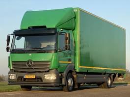 bakwagen vrachtwagen > 7.5 t Mercedes Benz ATEGO 1018L.   Aut.  EURO6.  160291km!  700x248x245 Bakwagen met Laadklep 2013