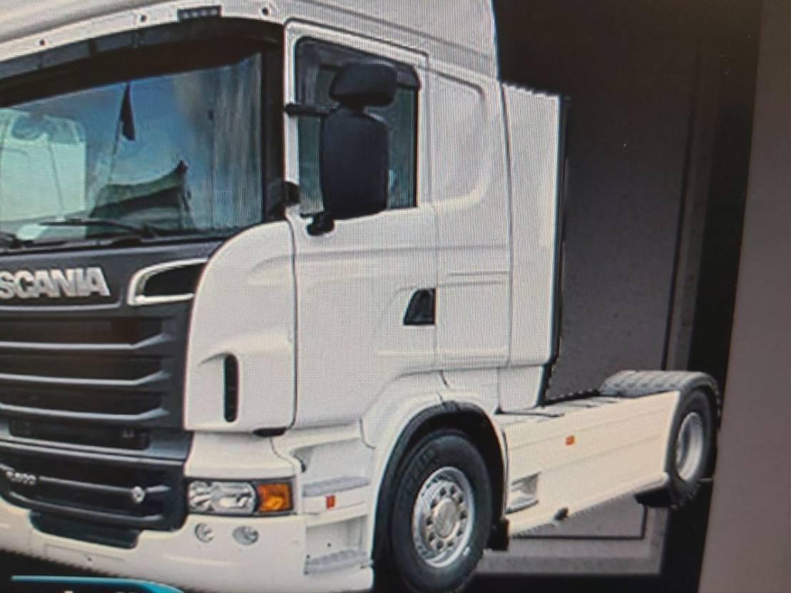Chassisdeel vrachtwagen onderdeel Scania R serie 2013