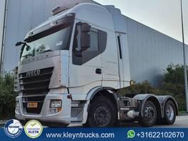 standaard trekker Iveco AS440S56 STRALIS 6x2 e5 nl-truck 2007