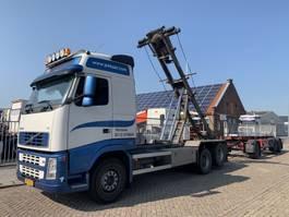 containersysteem vrachtwagen Volvo FH480 6x2 NCH kabelsysteem Combi 2007