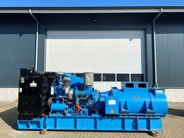 generator MTU 12 V 2000 625 kVA generatorset as New ! 2002
