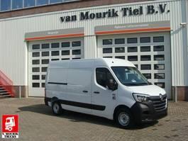 gesloten bestelwagen Renault Master 150.35  EURO 6  L2H2 GESLOTEN 9898 2020